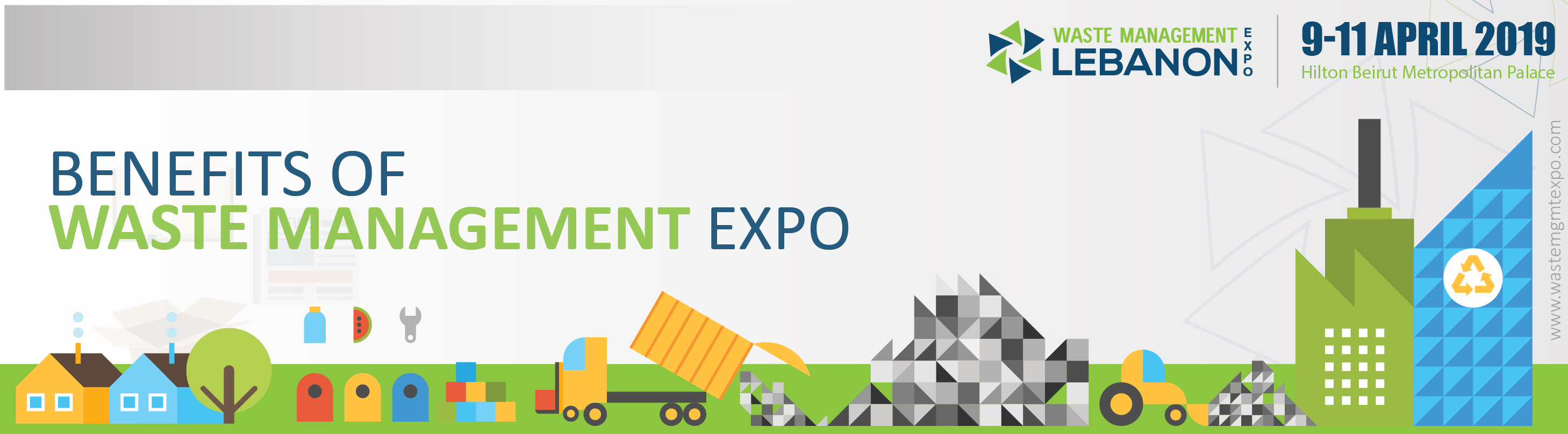 Waste Expo in Lebanon