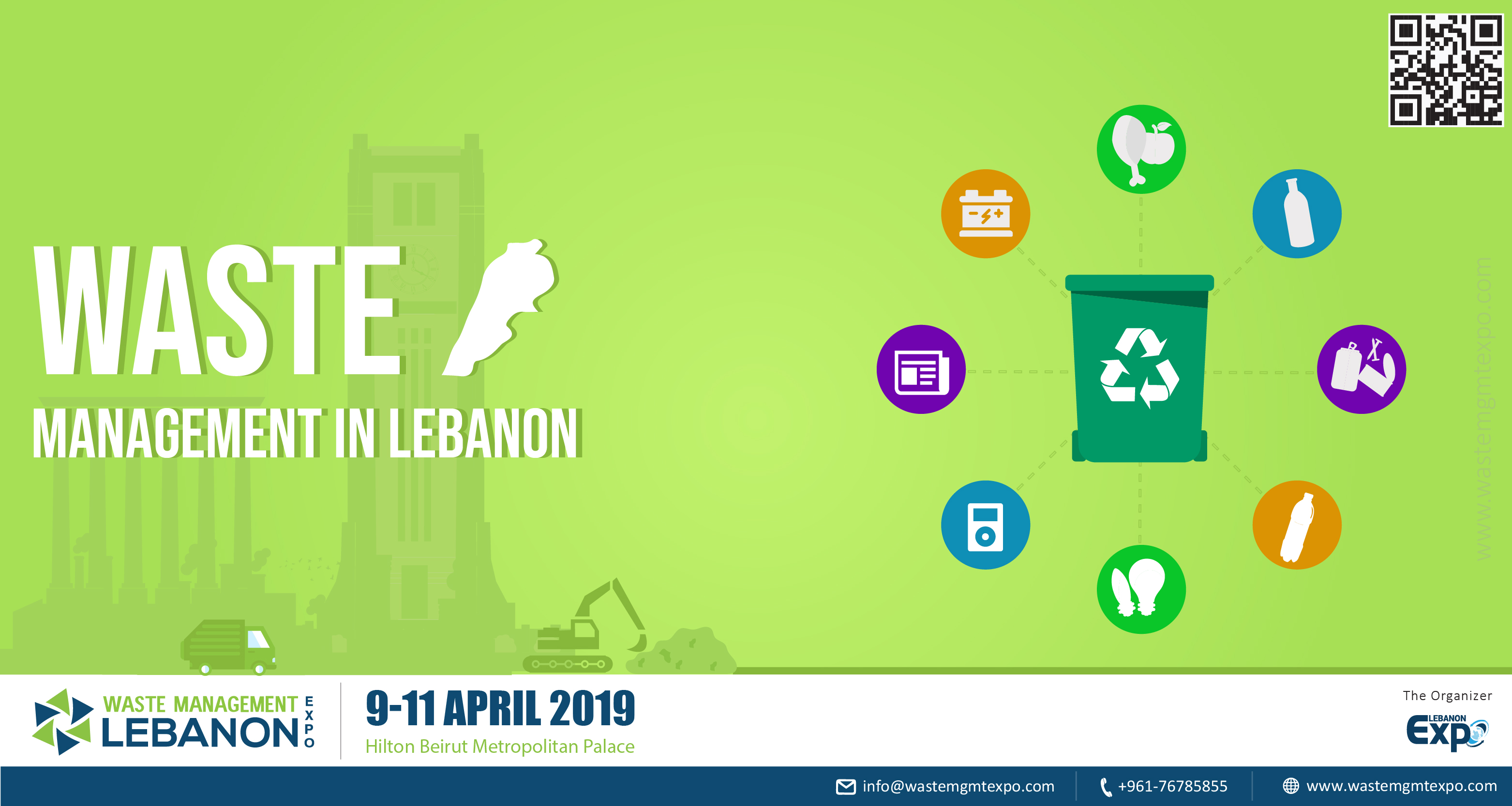 Waste management Lebanon